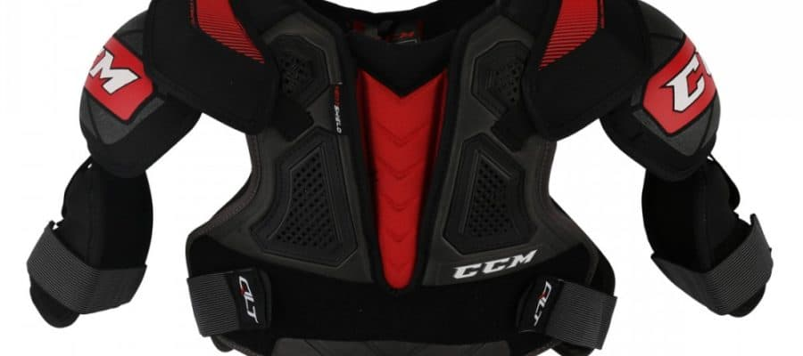 CCM Quicklite LE SR. Shoulder Pads
