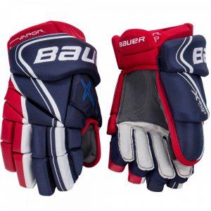 Bauer Vapor X800 Lite gloves