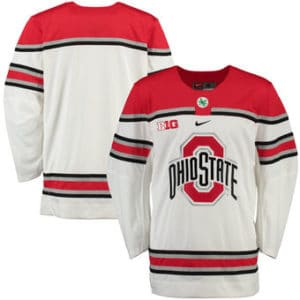 Ohio State college practice jersey