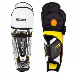 CCM Super Tacks Senior Hockey Shin Guards Review