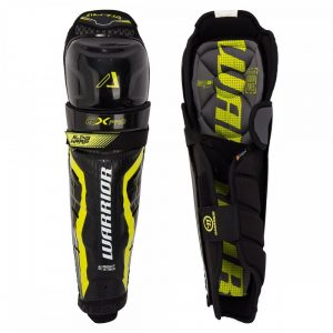 Warrior Alpha QX Pro Hockey Shin Guard Review