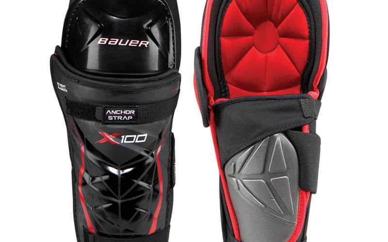 best hockey shin guards of 2017 - review