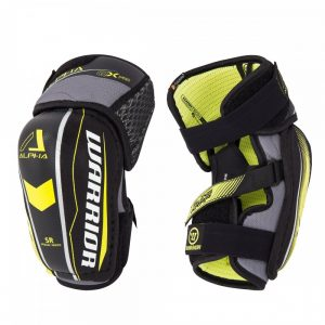 Warrior Alpha QX Pro Eblow Pads Review