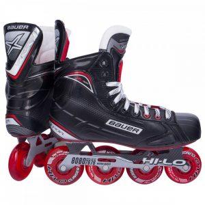 Bauer Vapor XR500 Roller Skates Review
