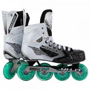 Mission Inhaler FZ-5 Roller Hockey Skates Review