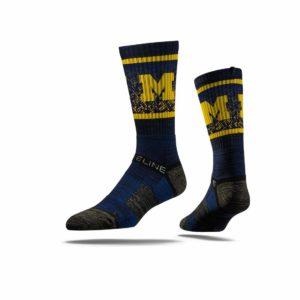 Strideline NCAA Premium Athletic Crew Socks Review