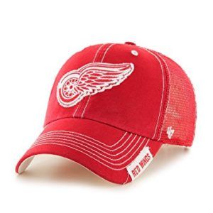 detroit red wings hat