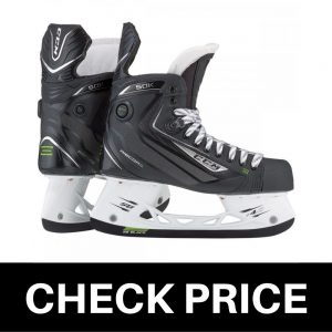 CCM RibCor 50K Pump Ice Hockey Skates Review