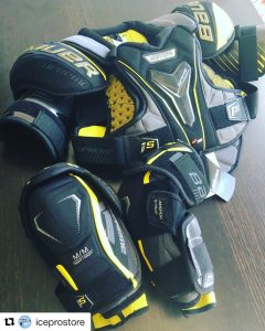 Best Ice Hockey Shoulder Pads 2019 - Review | What All The
