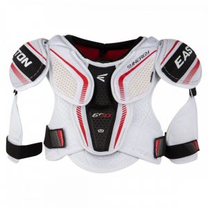 Easton Synergy 650 Shoulder Pads Review
