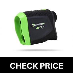 Precision Pro NX7 Pro Slope Laser Golf Rangefinder Review