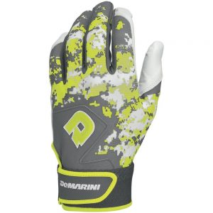 DeMarini Digi Camo II Baseball Batting Gloves Review