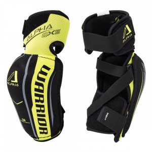 Warrior Alpha QX5 Hockey Elbow Pads Review