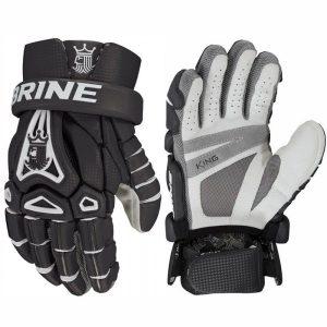 Brine King V Lacrosse Gloves Review
