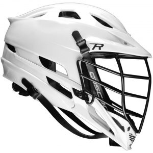 Cascade R White Lacrosse Helmet Review