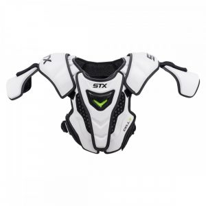 STX Cell 4 Lacrosse Shoulder Pads Review