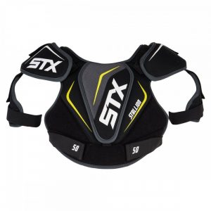 STX Stallion 50 Lacrosse Shoulder Pad Review