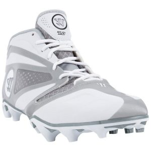 Warrior Burn 7.0 Mid Lacrosse Cleats Review