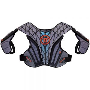 Warrior Burn Hitlyte Lacrosse Shoulder Pad Review