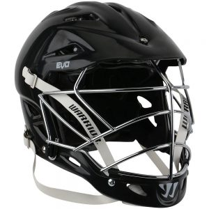 Warrior Evo Lacrosse Helmet Review