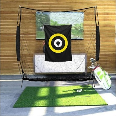 OptiShot 2 Golf-in-a-Box Simulator Package